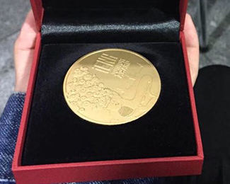 祝贺简乘设计(广州极简产品设计公司)获得第69届纽伦堡国际发明展的金奖