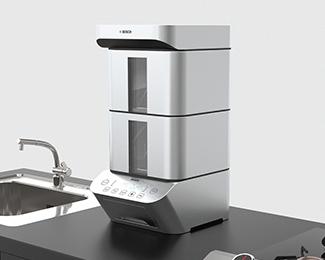 一个模块化洗碗机(佛山)