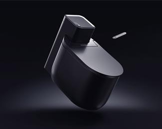 智能马桶设计,卫浴设计(茂名)